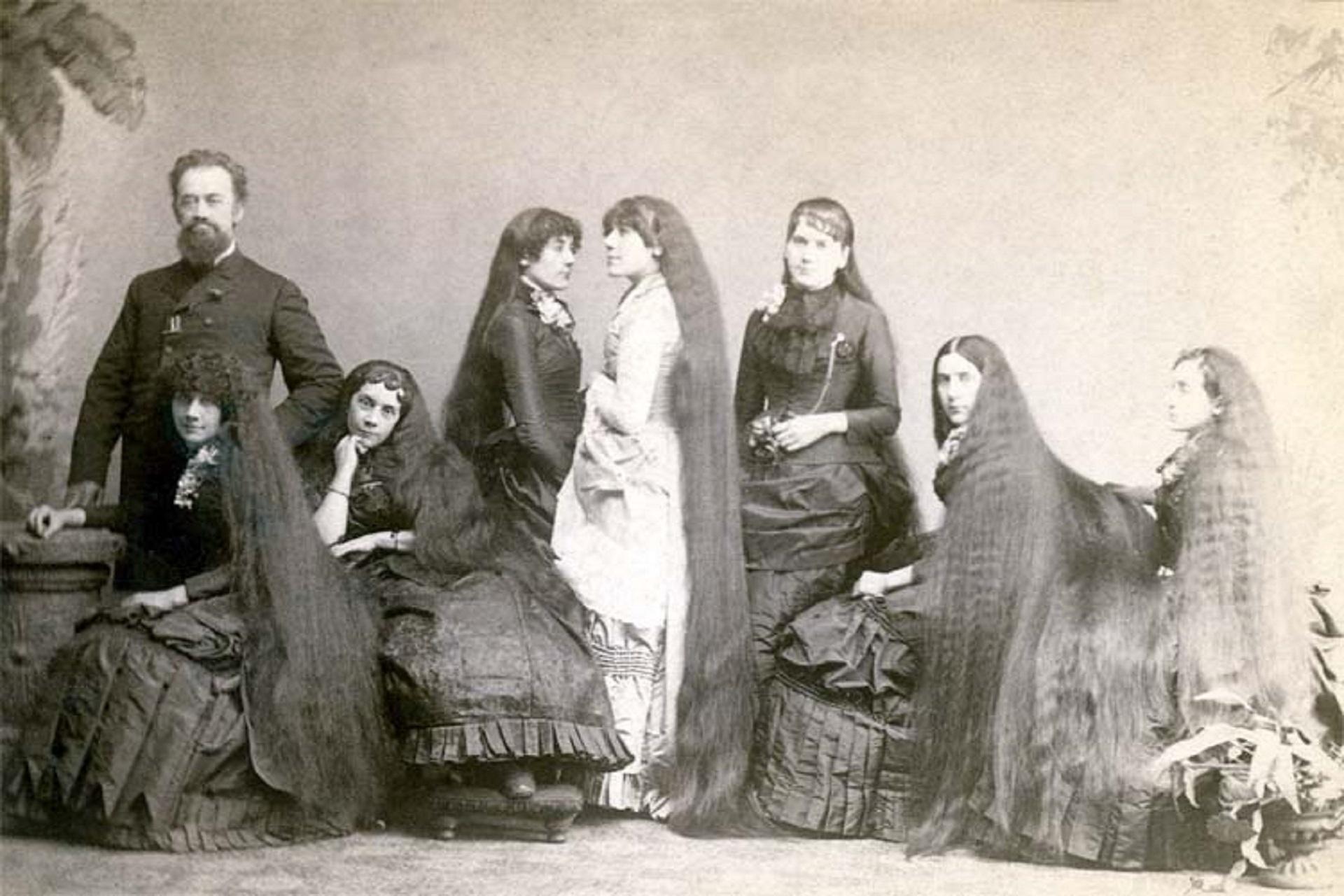 Siedem Sióstr Sutherland