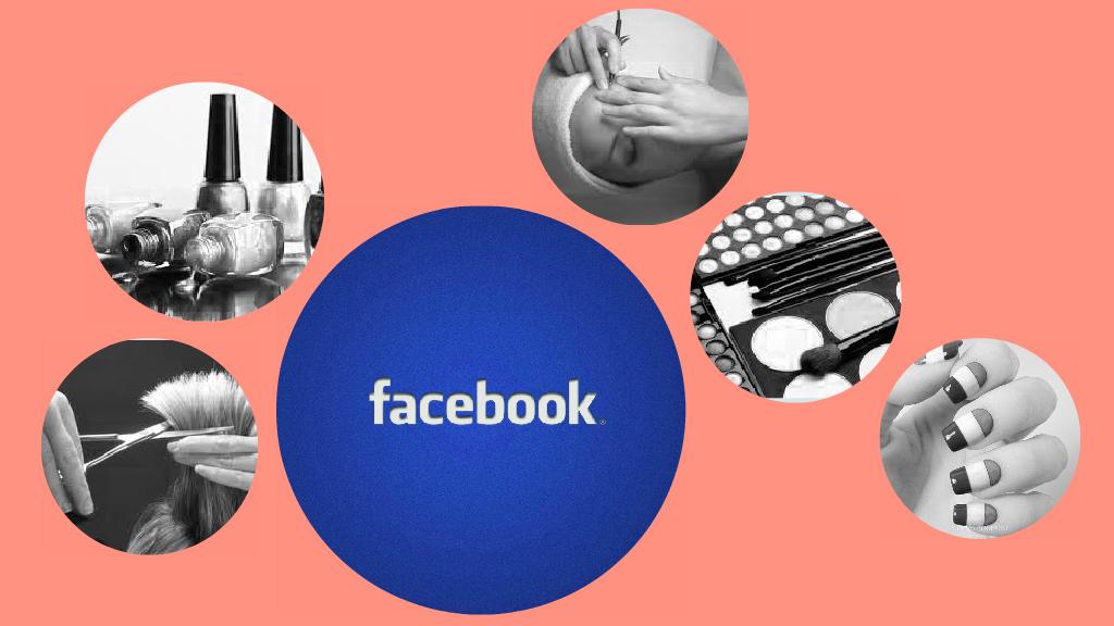 facebook salon kosmetyczny